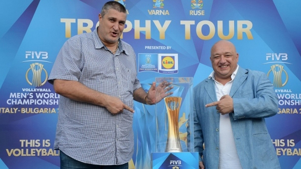 """Финалната фаза на златния """"Трофи тур"""" продължава"""