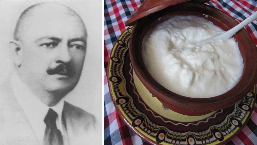 Др Стамен Григоров и бугарско кисело млеко