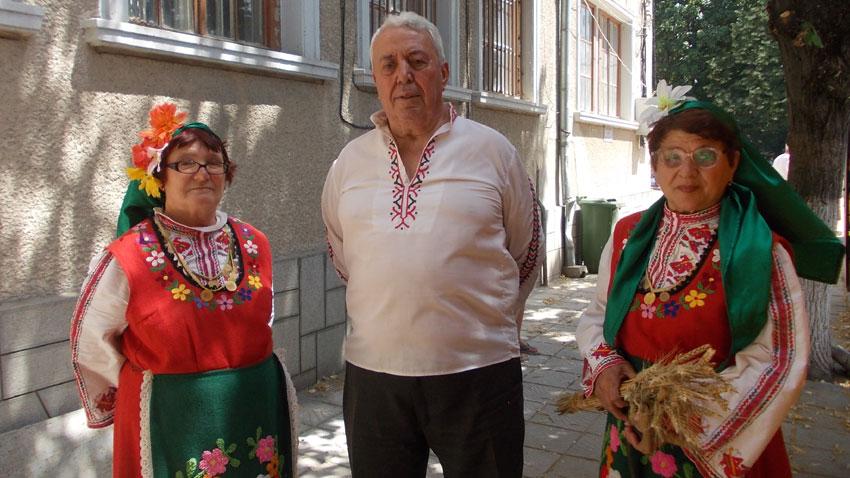 Изпълнители от град Брезово