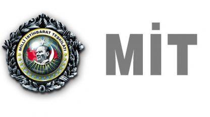 Лого на турското разузнаване МИТ