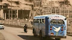 """Една от фотографиите на Ани Колиер от серията """"Куба"""" (фрагмент)"""