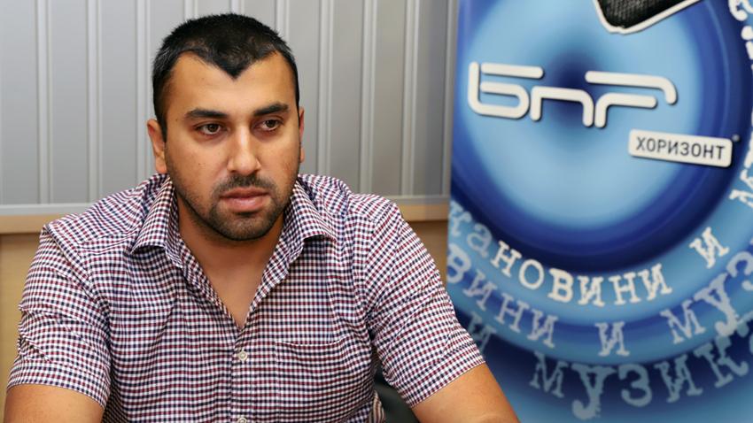 Журналистът и психолог Огнян Исаев