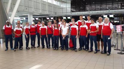 Най-многобройната българска група спортисти замина за Рио де Жанейро
