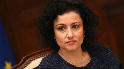 Ministrja Desisllava Taneva