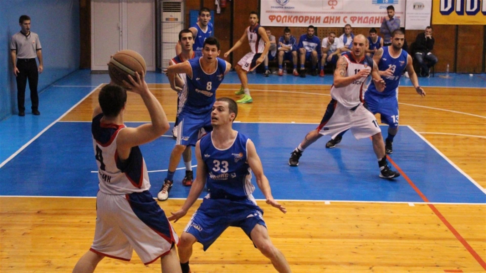 """""""Академик"""" (Пловдив) постигна трета победа в Балканската лига по баскетбол."""