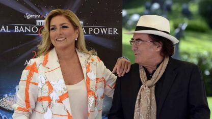 Ал Бано и Ромина Пауър