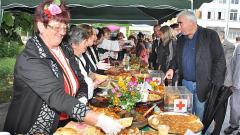 Посетителите на кулинарния щанд дариха средства за Мизия