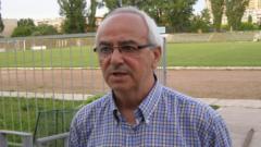 Павел Петров, председател на УС на
