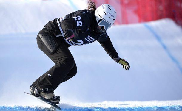 Александра Жекова се класира на пето място в състезанието