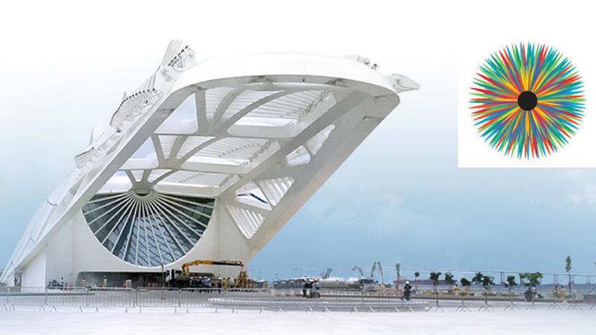 Музеят на утрешния ден в Рио де Жанейро - откриването е на 18 декември 2015 г.