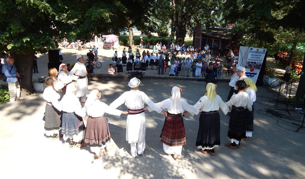 Събор за автентичен фолклор Дунавски ритми`2014 Видин