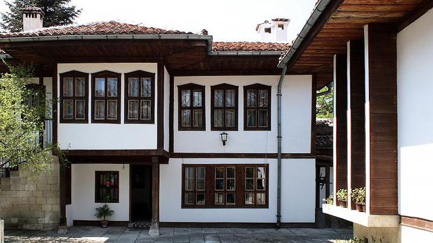 La casa de Pancho Vladigerov en Shumen, hoy museo