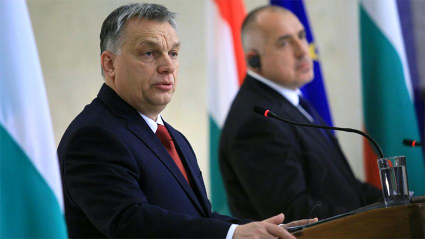 Βίκτορ Όρμπαν - Μπόικο Μπορίσοφ
