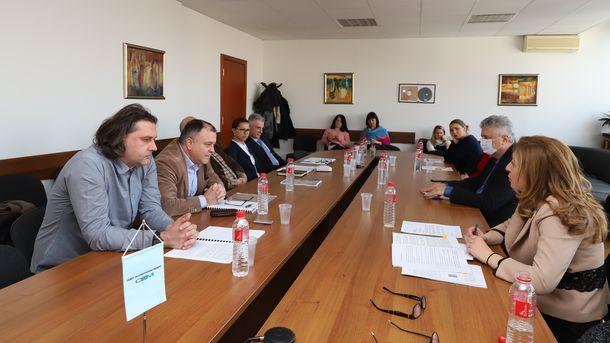Заседанието на СЕМ, на което бе приет отчетът на БНР.