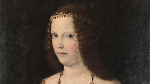Портрет на Лукреция Борджия