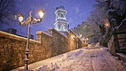 Пловдив, сутрин в 7 часа
