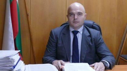 Главен комисар Ивайло Иванов