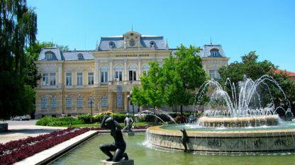 Регионалният исторически музей в Русе, където ще се проведе срещата на тримата президенти