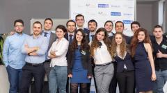 """Екипът на """"Български кариерен форум""""."""
