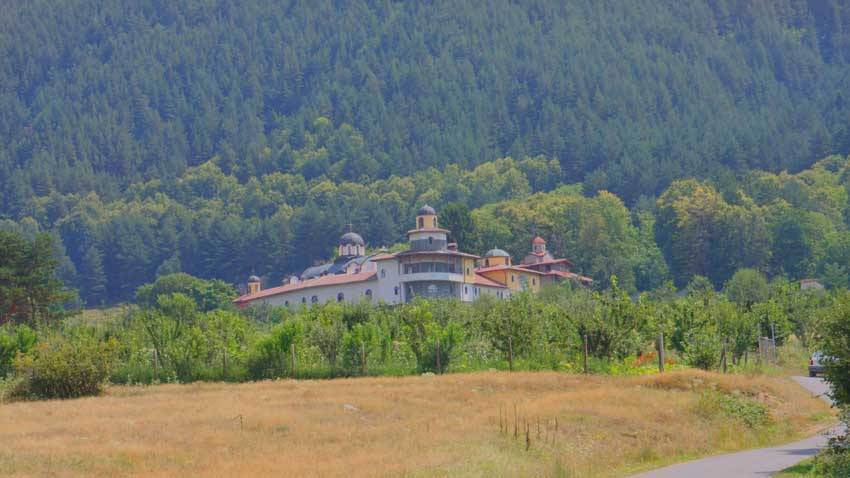The Ressilovo convent of the Shroud of the Virgin Mary