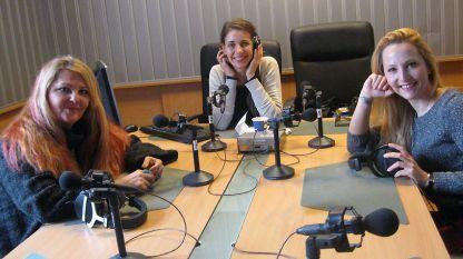 Илияна Балийска, Калина Станева и Цвета Балийска (отляво надясно)