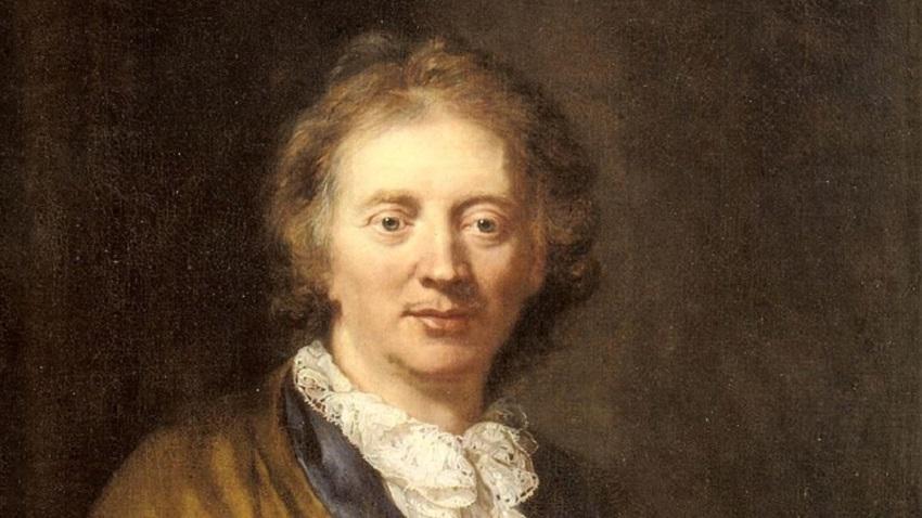 Франсоа Купрен - френски клавесинист и органист