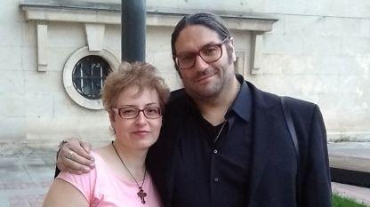 Ася Чанева и Матю Битон