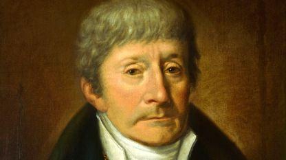 Портрет (фрагмент) на Антонио Салиери от Йозеф Мелер