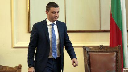 Finanzminister Wladislaw Goranow