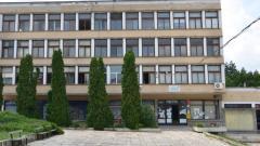 Центърът на село Баница, архив
