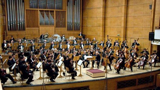 Симфничният оркестър на БНР