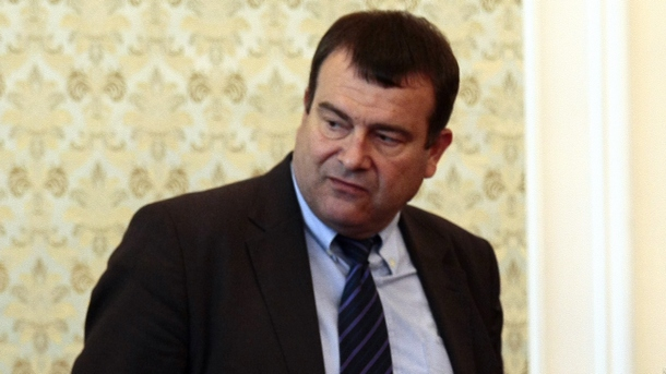 Бившият подуправител на НЗОК д-р Димитър Петров