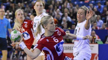Норвегия – Швеция и Черна гора – Испания са полуфиналите на Европейското по хандбал