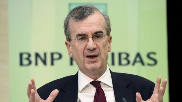 Франсоа Вилерой де Гало от ЕЦБ