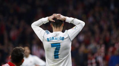 Кристиано Роналдо има проблеми с властите в Испания