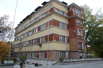 военно училище, Шумен