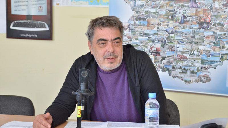 Георги Врабчев, директор на Младежкия дом