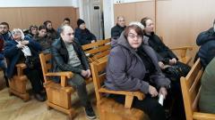 Пострадалите от Хитрино - в съда