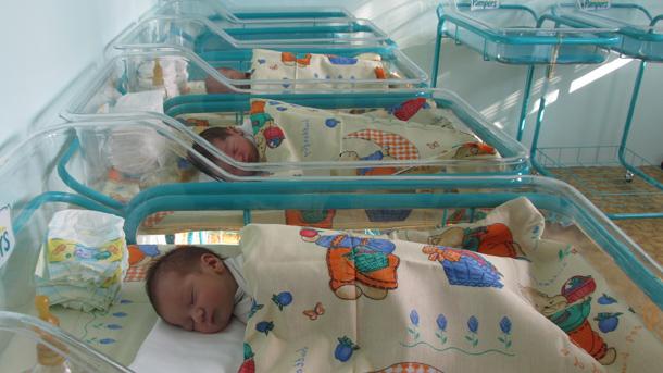 10% от бебетата, родени през тази година в шуменската болница,