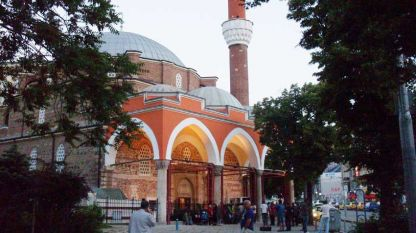 τζαμί, Σόφια