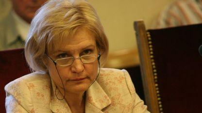 Менда Стоянова - пловдивски депутат от ГЕРБ