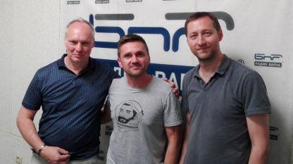 Кейс Шафрат и Димитър Бодуров - гости на