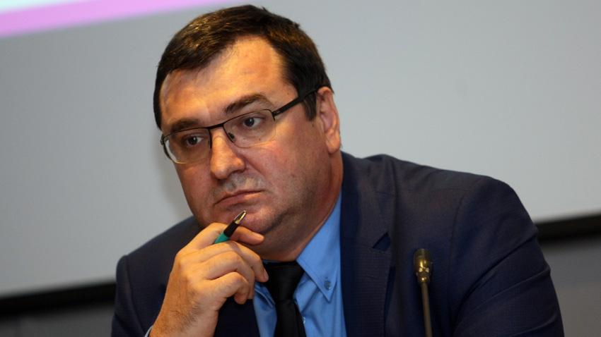 Славчо Атанасов, председател на Комисията по въпросите на децата, младежта и спорта.