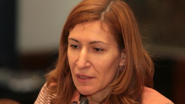 Ish ministrja e turizmit Nikolina Angellkova