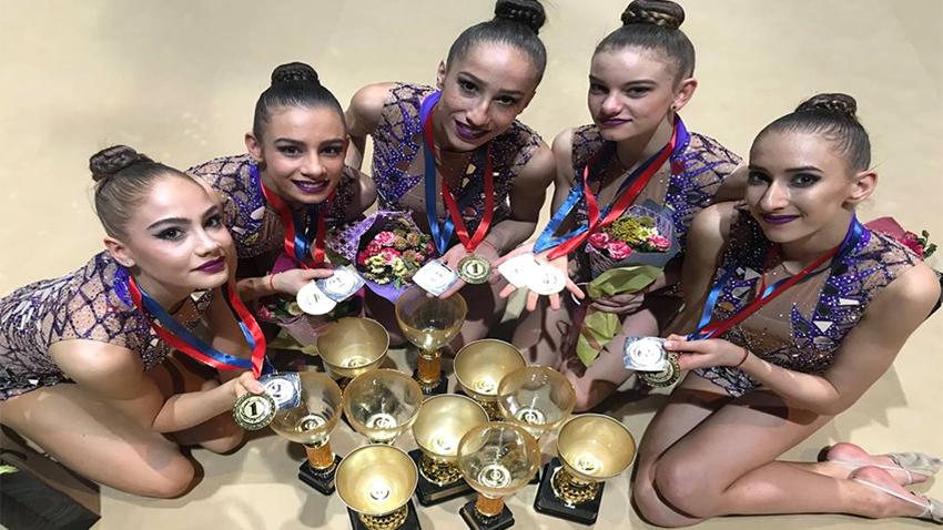 Бугарке донеле седам медаља