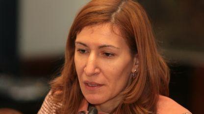 Bulgaria's Minister of Tourism Nikolina Angelkova