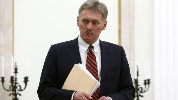 Говорителят на Кремъл Дмитрий Песков