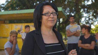 Минка Капитанова - кмет на Гърмен