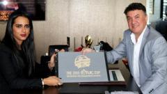 Шейкха Ал Тани организира световната купа в София