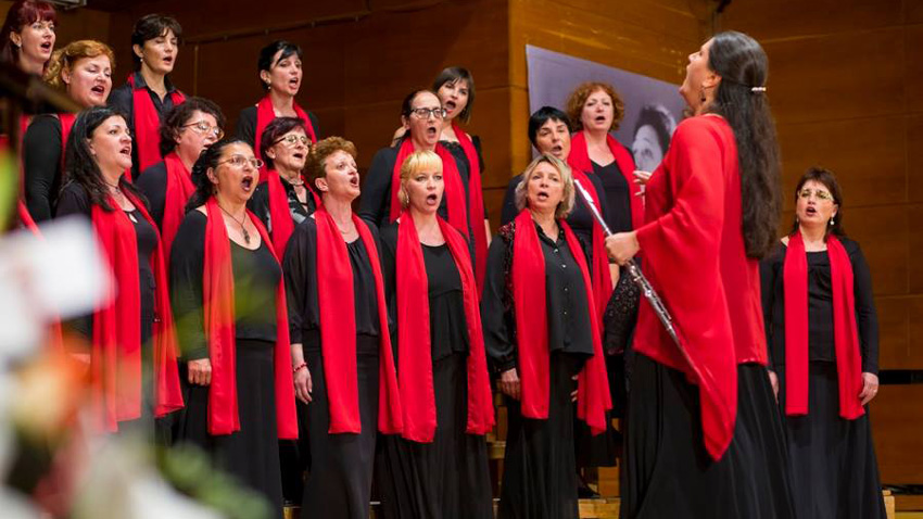 Hristina Morfova Choir